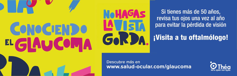 Campaña de prevención de glaucoma 2021
